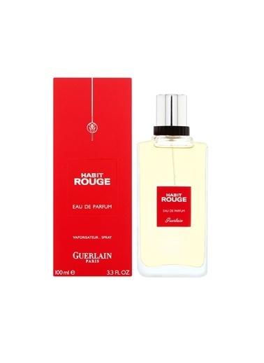 Guerlain Habit Rouge Edt 100 Ml Erkek Parfüm Renksiz